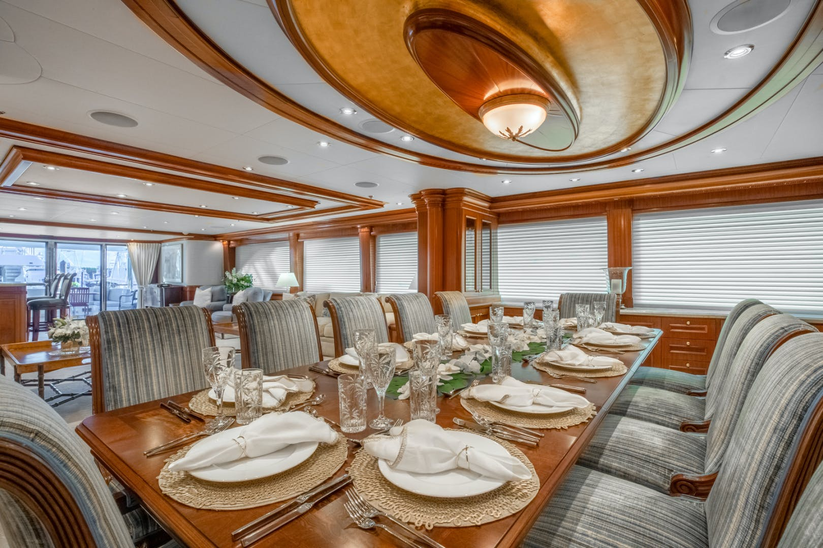 2004 Richmond Yachts 138' 138 Tri-Deck TCB | Picture 7 of 60