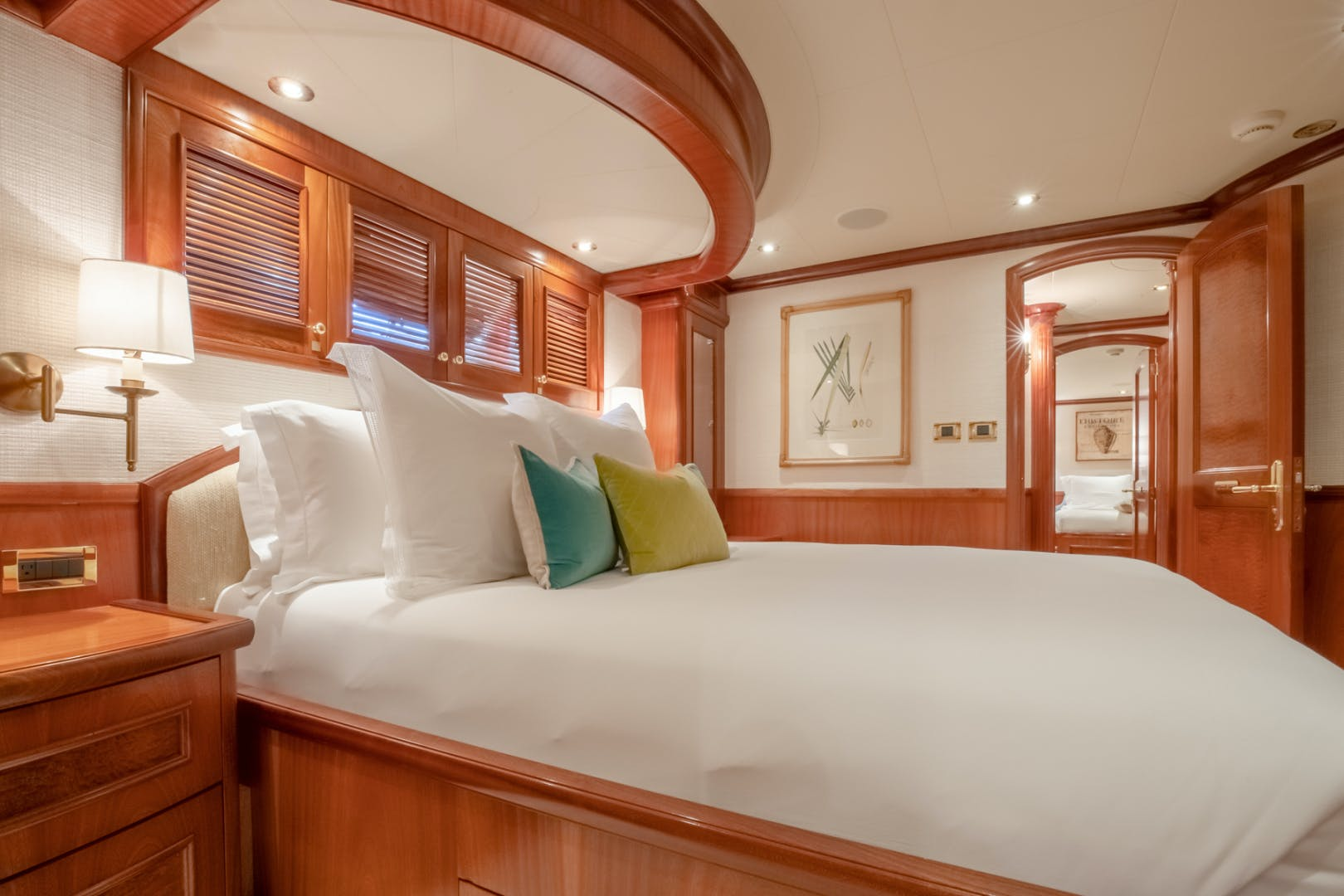 2004 Richmond Yachts 138' 138 Tri-Deck TCB | Picture 4 of 60