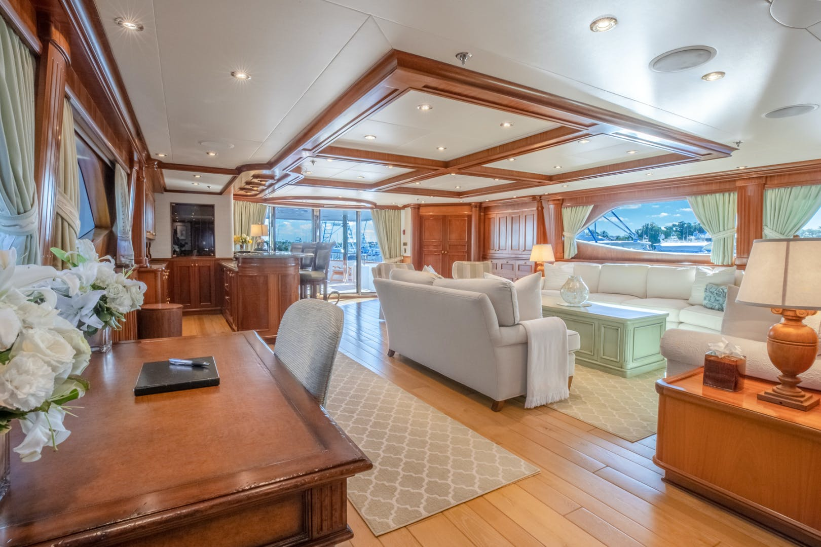 2004 Richmond Yachts 138' 138 Tri-Deck TCB | Picture 6 of 60