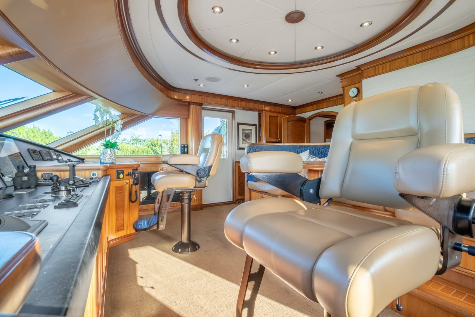 2004 Richmond Yachts 138' 138 Tri-Deck TCB | Picture 8 of 60