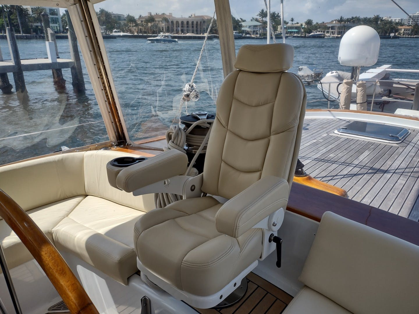 1986 Gulfstar 80' Enclosed Cockpit Eagles Nest | Picture 6 of 39