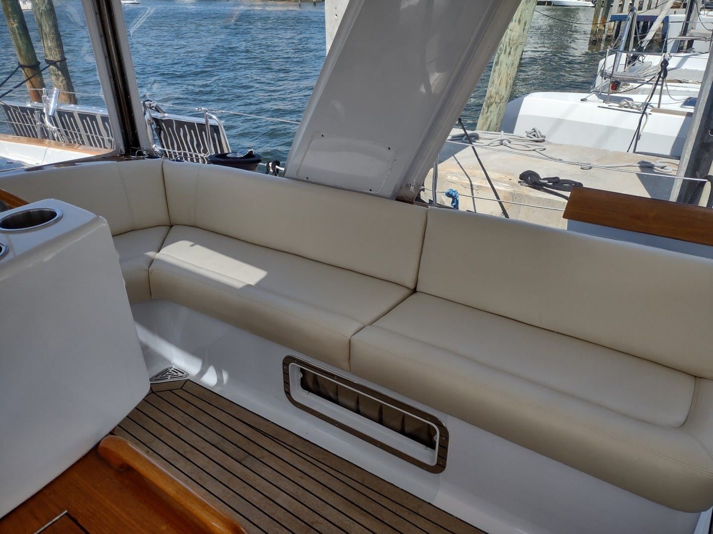 1986 Gulfstar 80' Enclosed Cockpit Eagles Nest | Picture 7 of 39