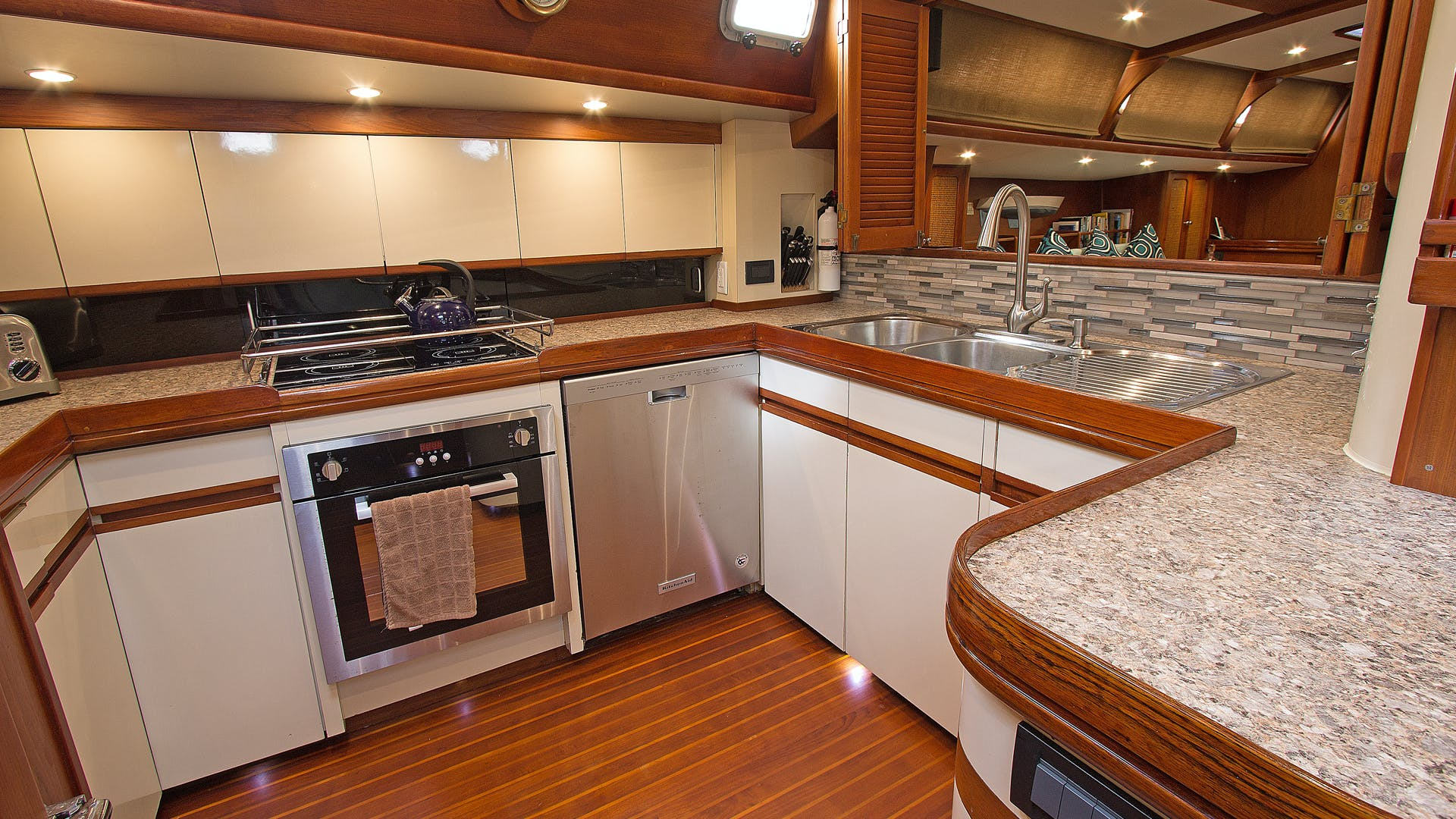 1986 Gulfstar 80' Enclosed Cockpit Eagles Nest | Picture 7 of 37