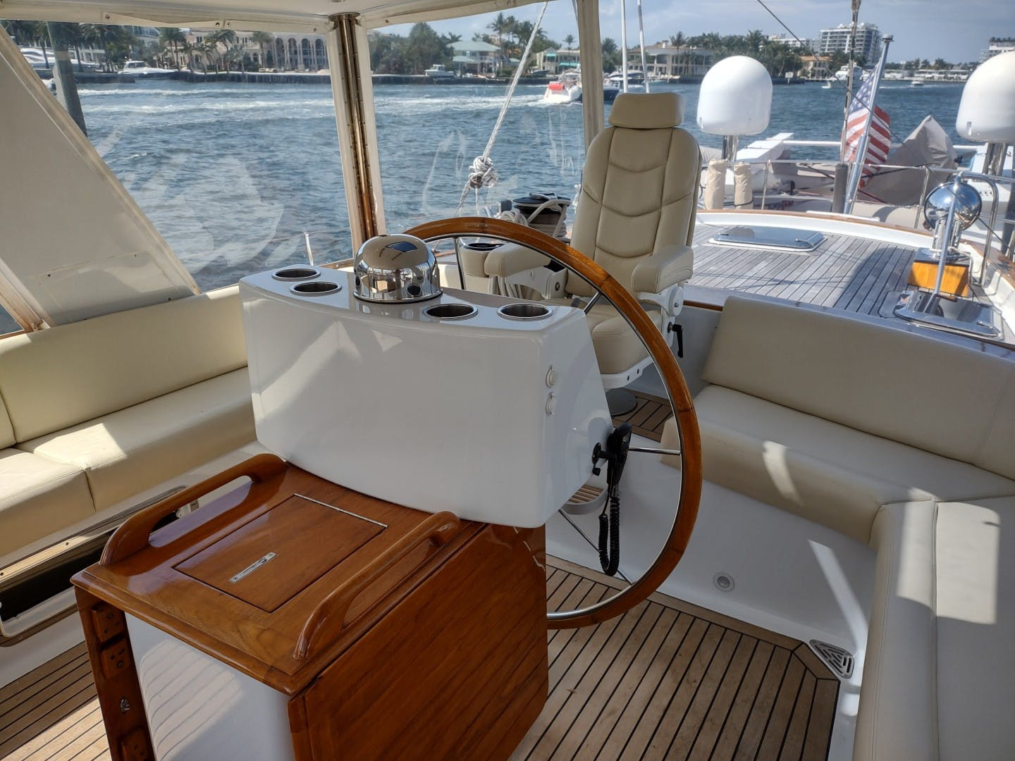 1986 Gulfstar 80' Enclosed Cockpit Eagles Nest | Picture 5 of 39