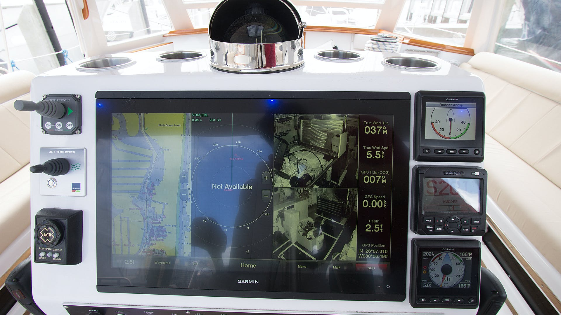 1986 Gulfstar 80' Enclosed Cockpit Eagles Nest | Picture 1 of 37
