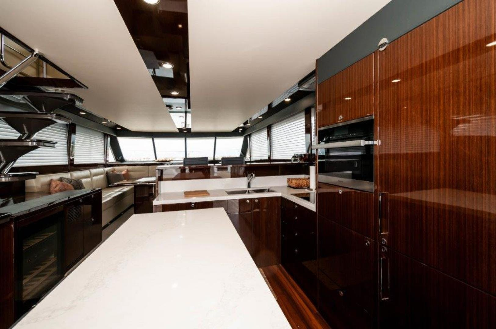 2016 Maritimo 70' M70 After Five | Picture 3 of 74