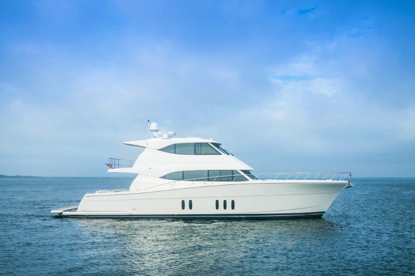 "2016 Maritimo 70' M70 ""After Five"""