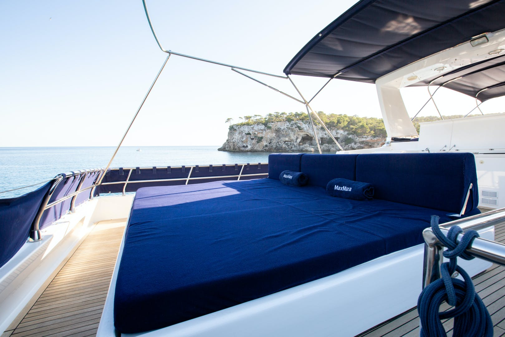 2007 Custom 70' Blue Sailor Shipyard 70'  MAXMARA | Picture 6 of 27