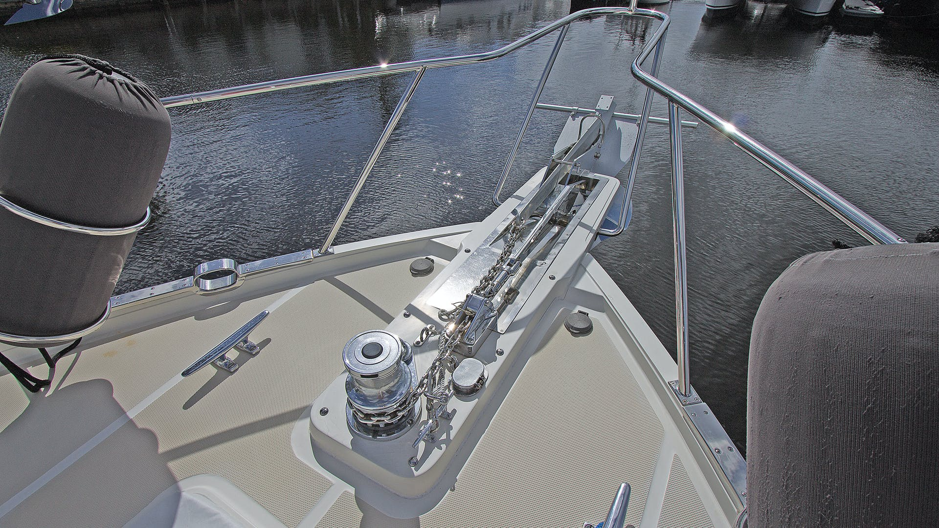 2001 Offshore Yachts 62' Pilothouse Sandman II   Picture 6 of 25