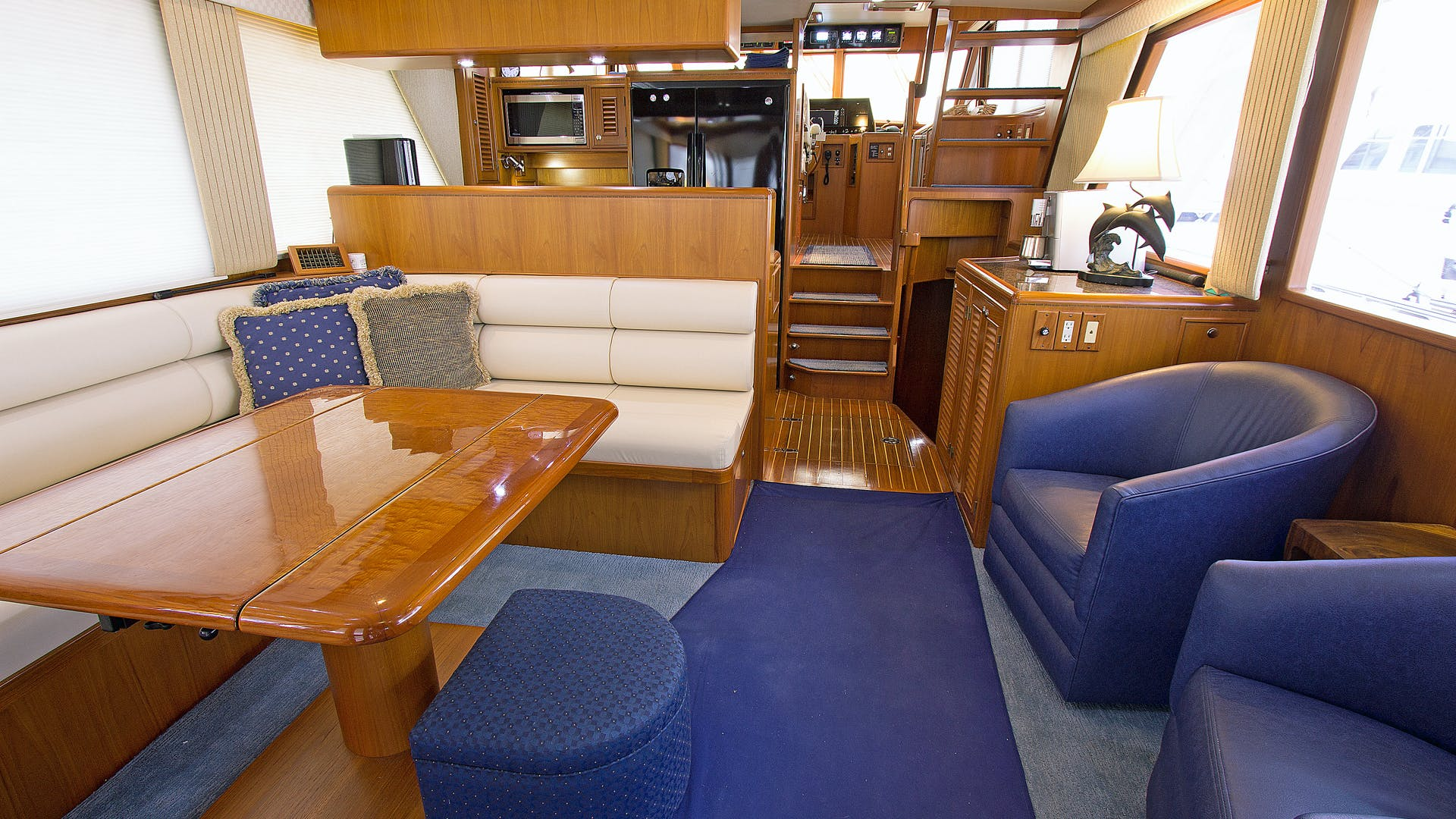 2001 Offshore Yachts 62' Pilothouse Sandman II   Picture 7 of 25