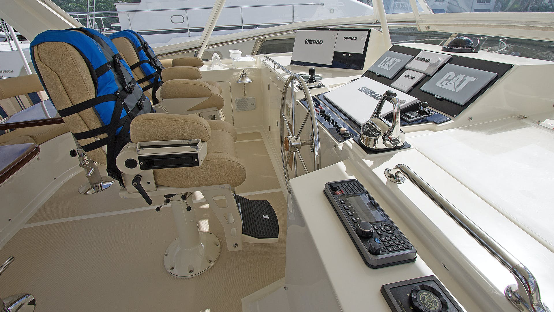 2001 Offshore Yachts 62' Pilothouse Sandman II   Picture 5 of 25