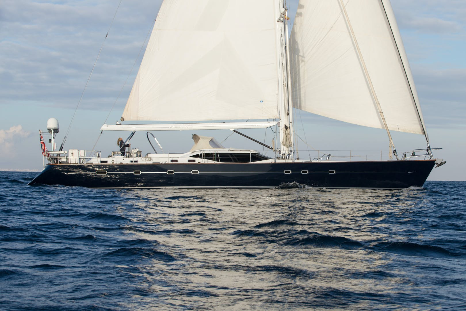 2010 Oyster 82' 82' MATHILDA SOUND   Picture 1 of 64