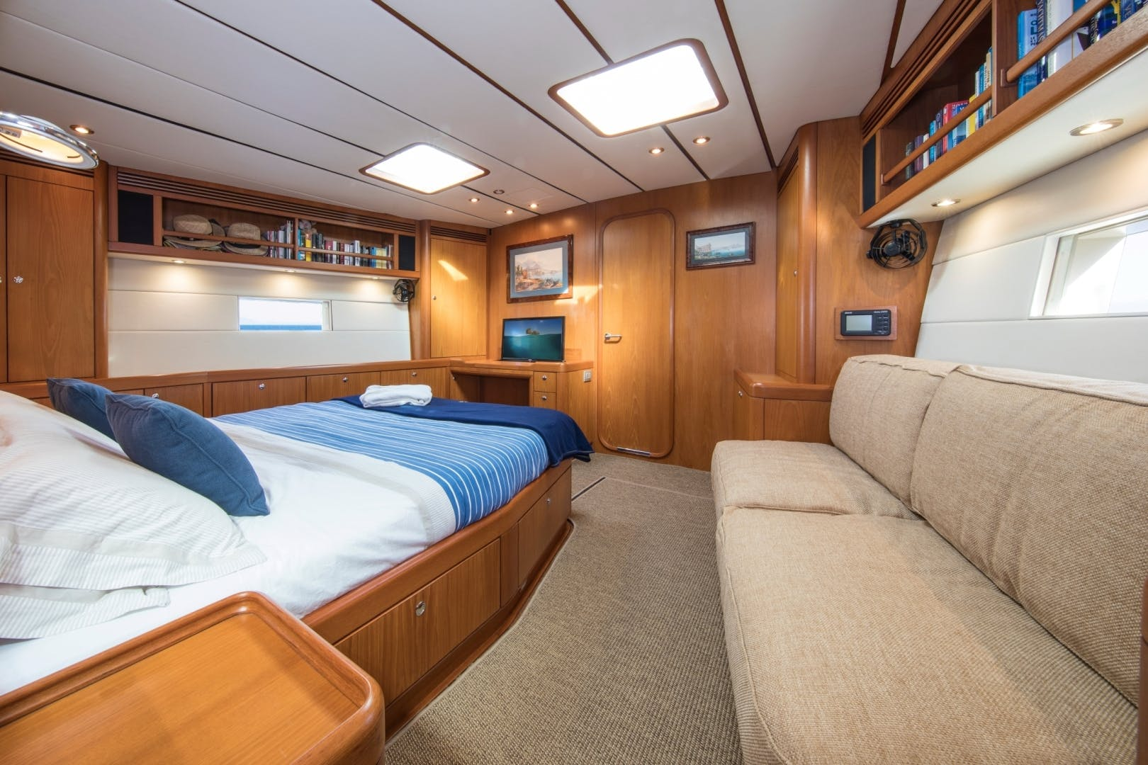 2006 Southern Wind 100' 100DS ILLUSION OF THE ISLES | Picture 6 of 20