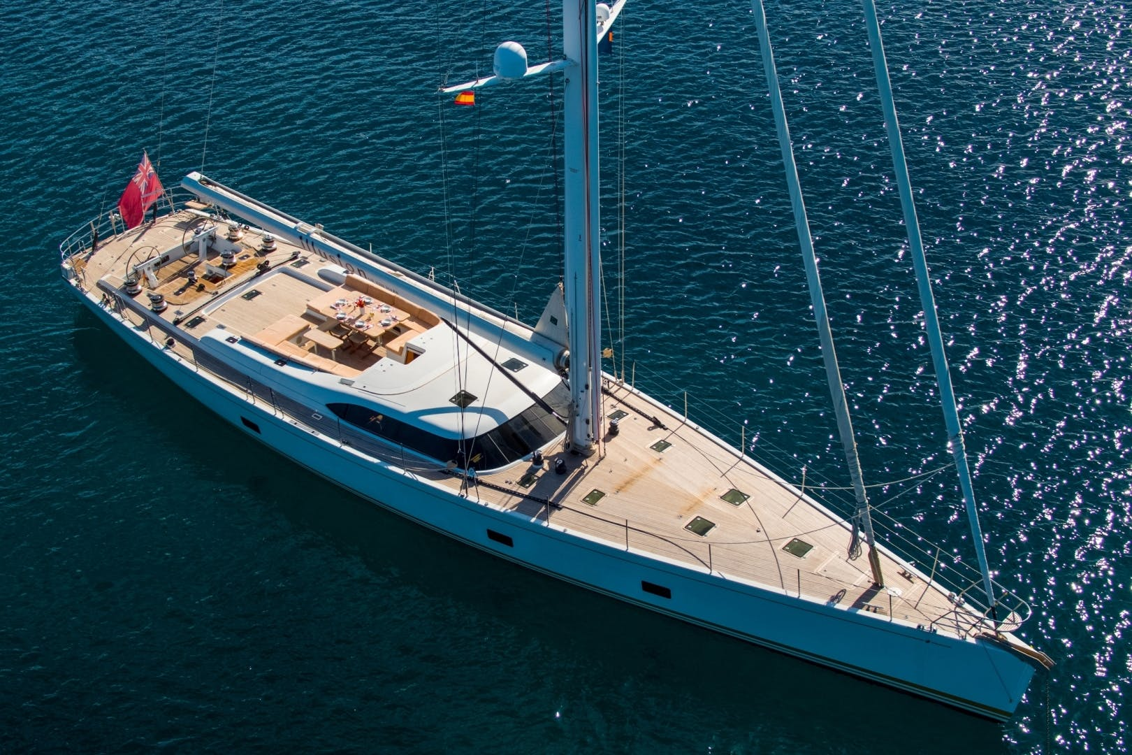2006 Southern Wind 100' 100DS ILLUSION OF THE ISLES | Picture 1 of 20