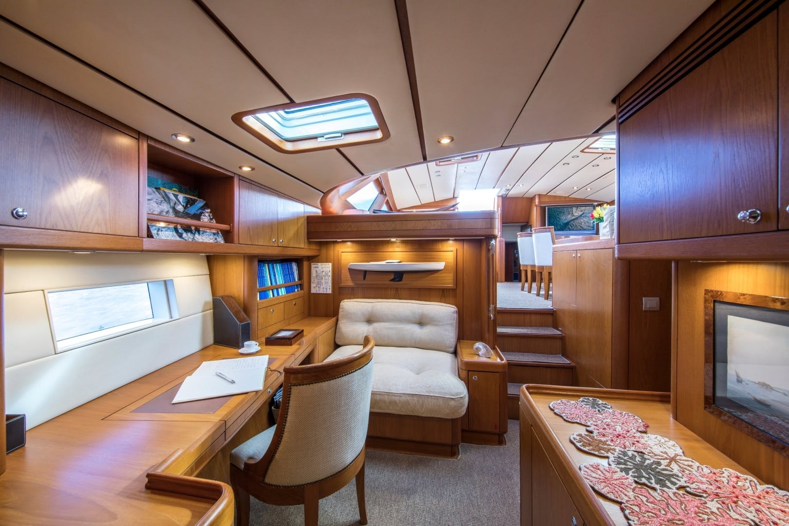 2006 Southern Wind 100' 100DS ILLUSION OF THE ISLES | Picture 5 of 20
