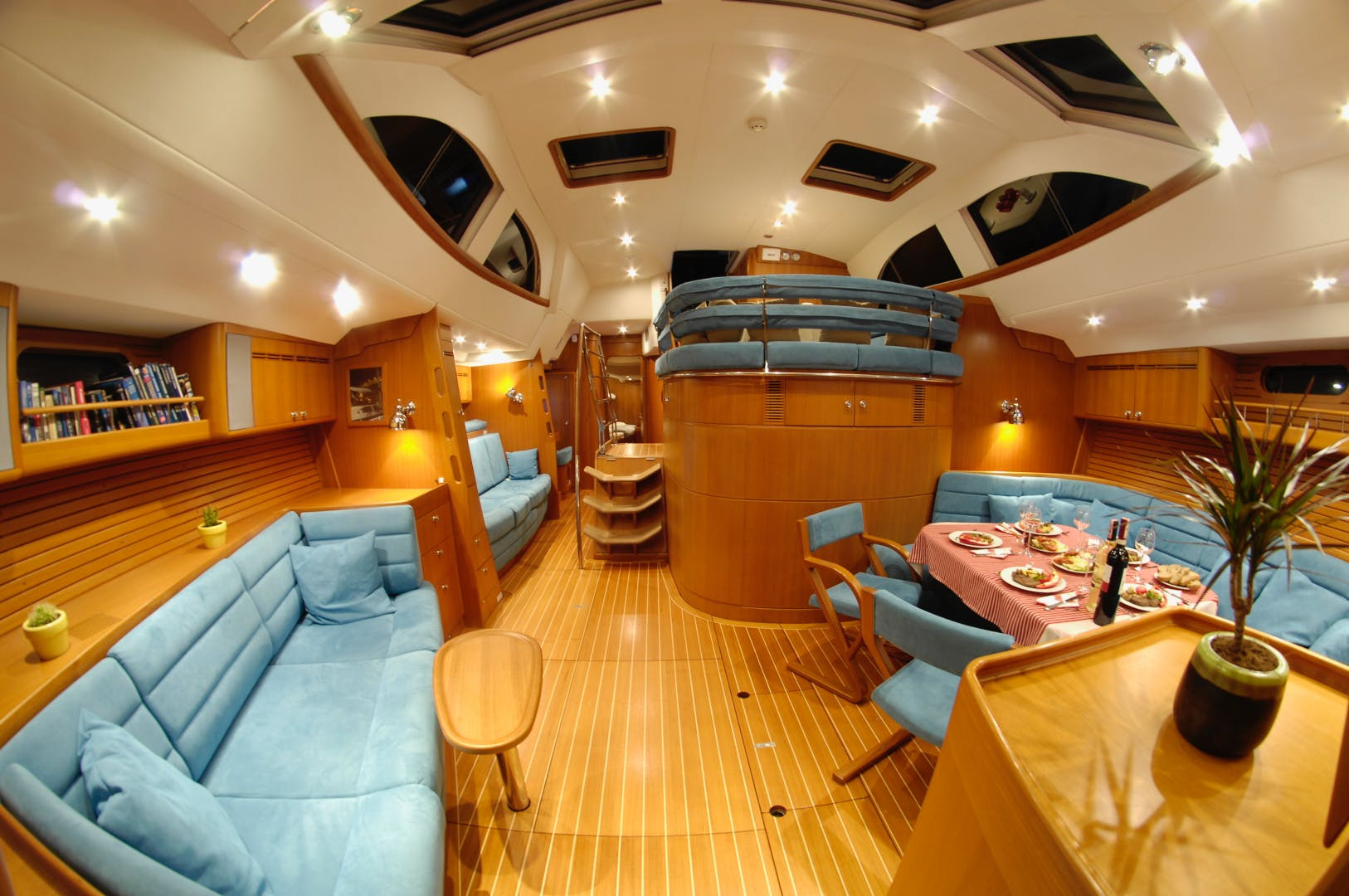 2002 X-Yachts 73' 2016 PULSAR II   Picture 7 of 13