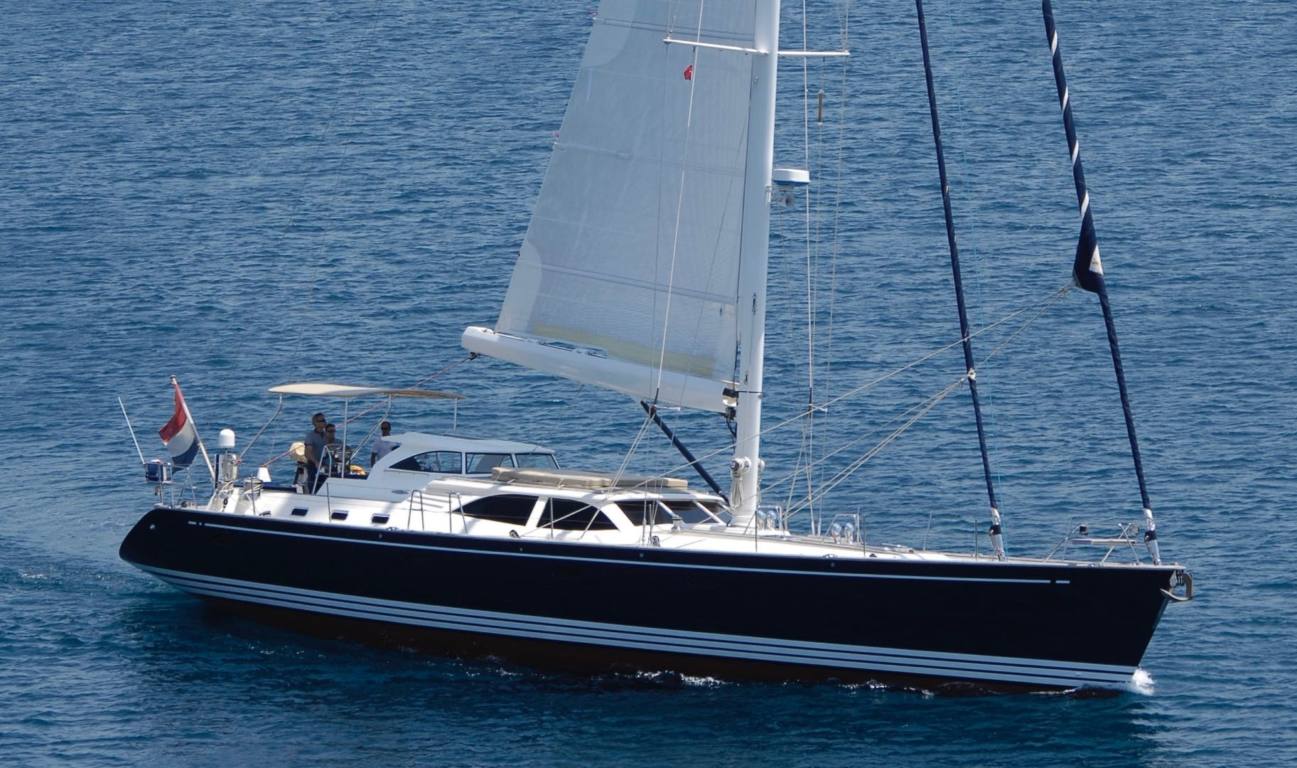 2002 X-Yachts 73' 2016 PULSAR II   Picture 2 of 13