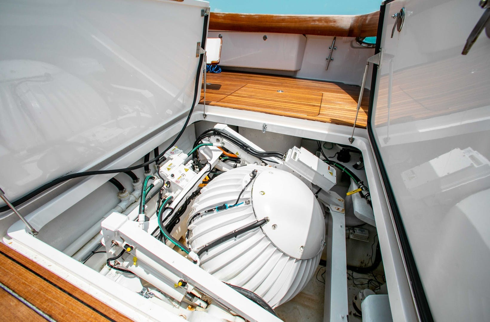2011 Viking 70' 70 CNV The Provider | Picture 2 of 80