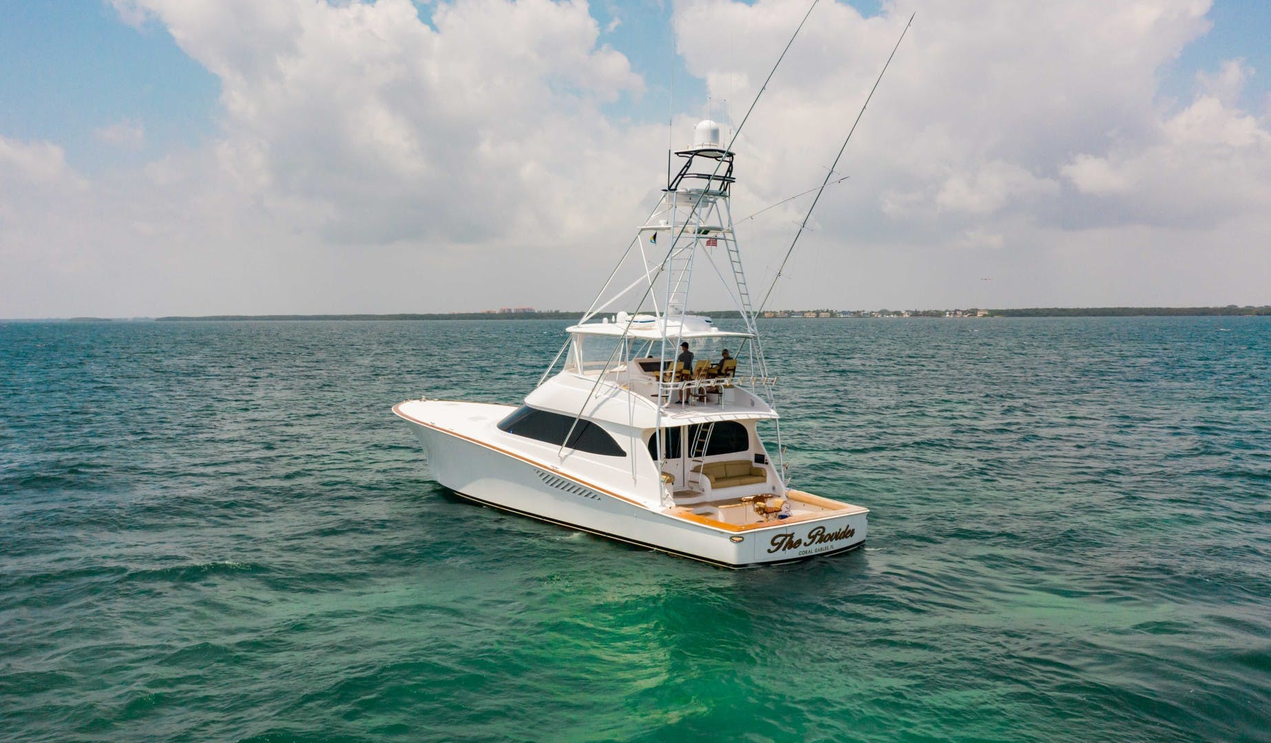2011 Viking 70' 70 CNV The Provider | Picture 5 of 80