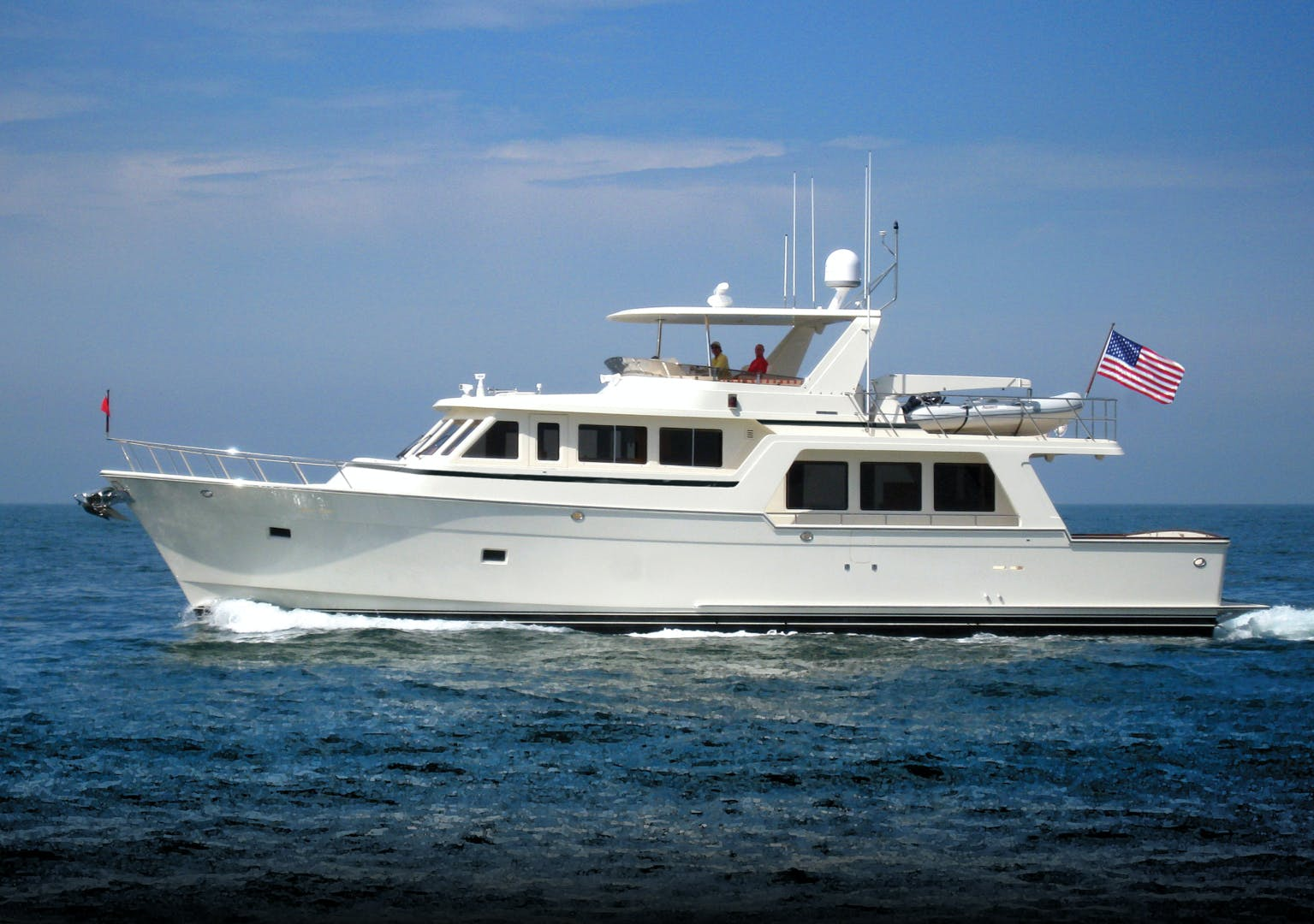 2020 Offshore Yachts 64' 64 Voyager  | Picture 2 of 7