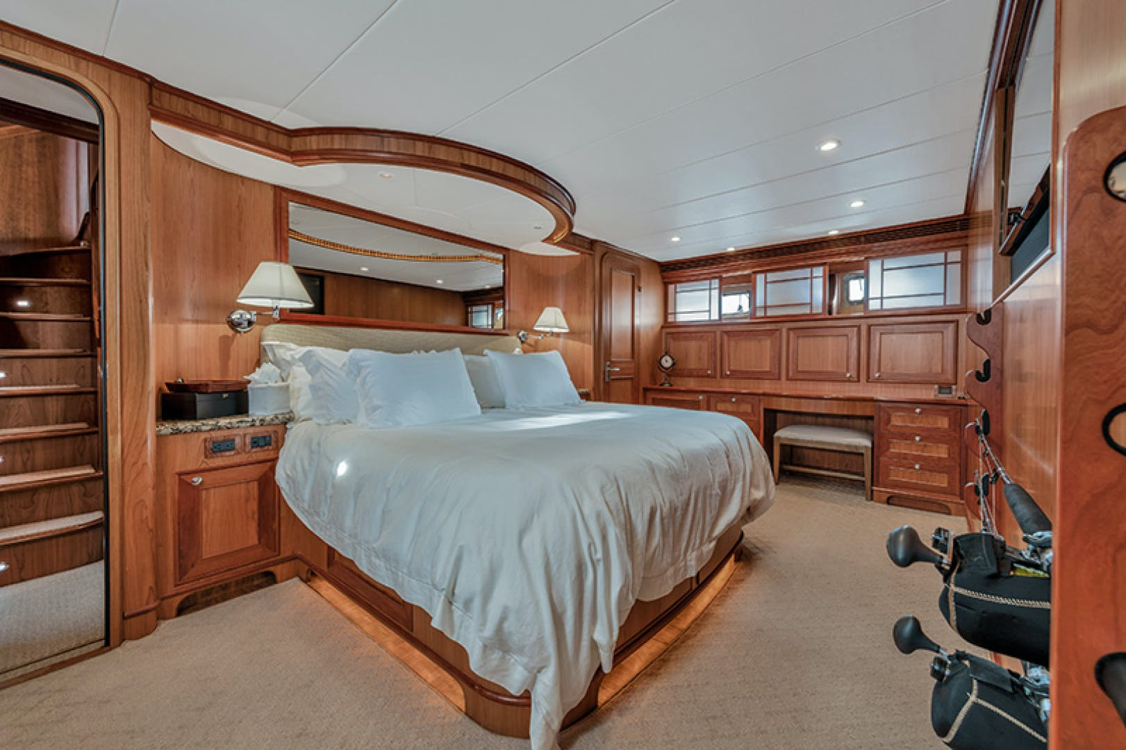 2007 Outer Reef Yachts 80' Raised Pilothouse MS. MONICA | Picture 1 of 34