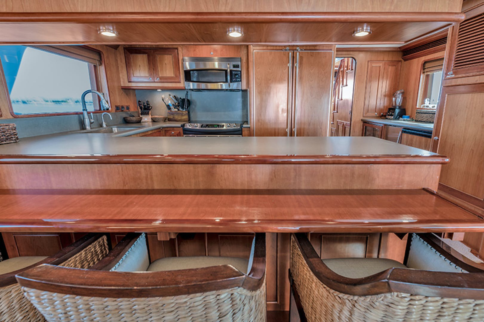 2007 Outer Reef Yachts 80' Raised Pilothouse MS. MONICA | Picture 5 of 34