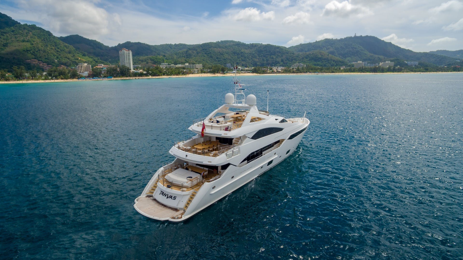 2010 Sunseeker 131' 40 M Yacht  TANVAS | Picture 2 of 56