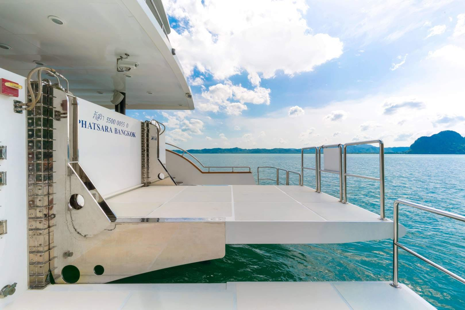 2012 Custom 120' Incat Crowther 37M Power Catamaran Phatsara | Picture 5 of 36