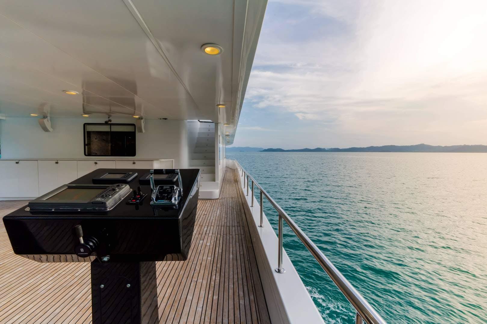 2012 Custom 120' Incat Crowther 37M Power Catamaran Phatsara | Picture 1 of 36