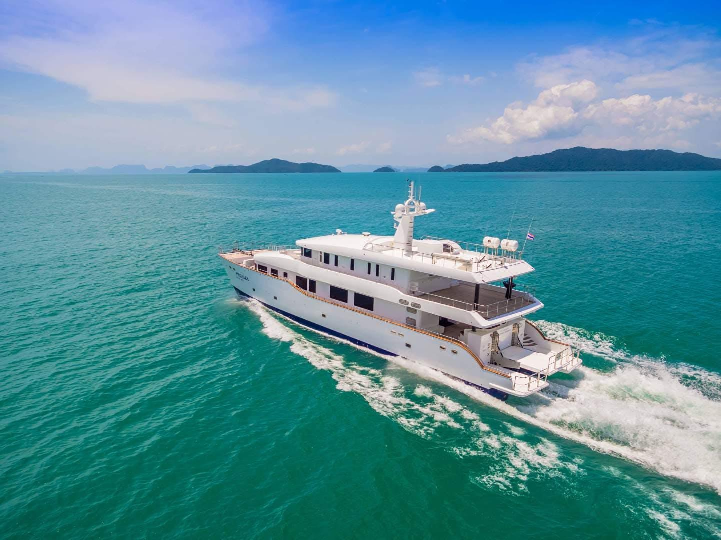 2012 Custom 120' Incat Crowther 37M Power Catamaran Phatsara | Picture 4 of 36