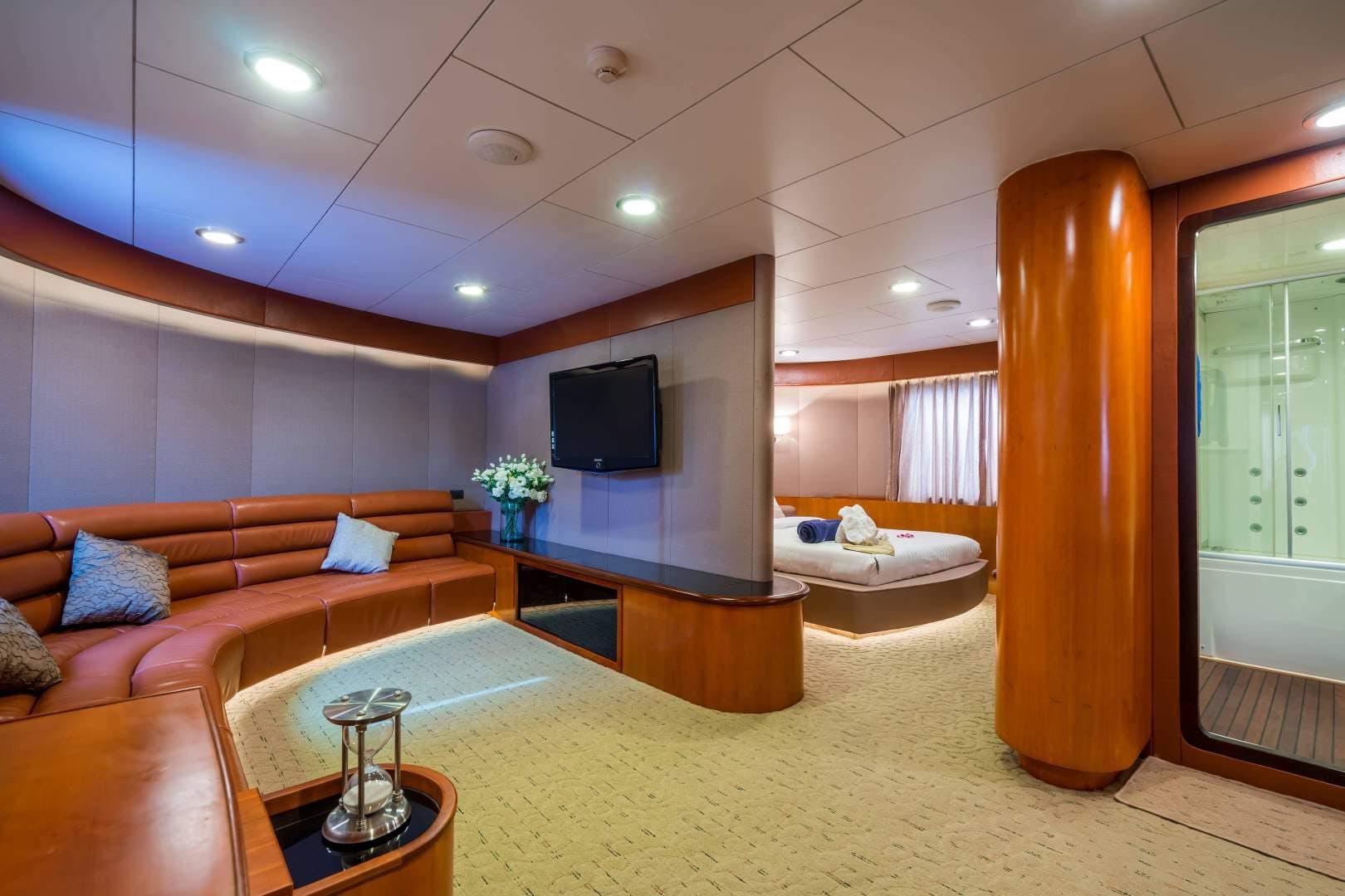 2012 Custom 120' Incat Crowther 37M Power Catamaran Phatsara | Picture 8 of 36