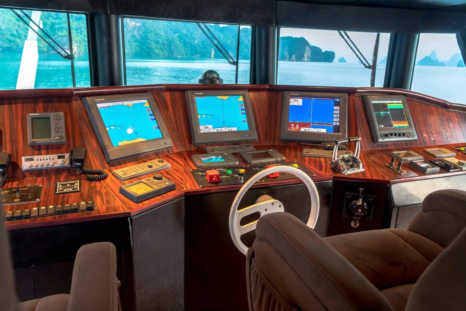 2012 Custom 120' Incat Crowther 37M Power Catamaran Phatsara | Picture 6 of 36