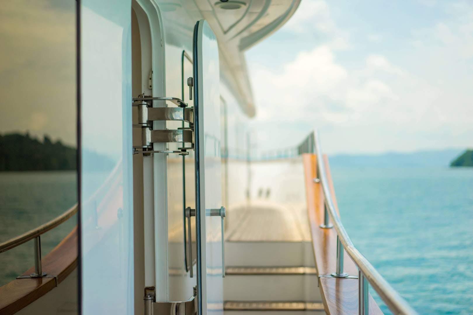 2012 Custom 120' Incat Crowther 37M Power Catamaran Phatsara | Picture 7 of 36
