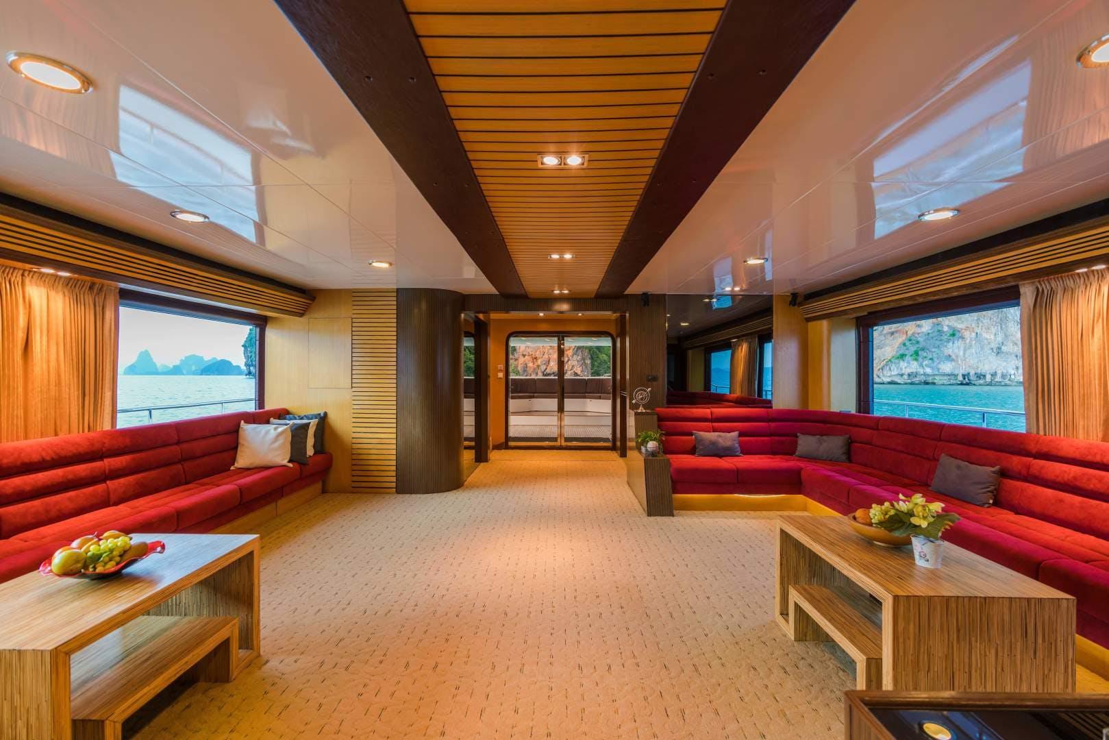 2012 Custom 120' Incat Crowther 37M Power Catamaran Phatsara | Picture 3 of 36
