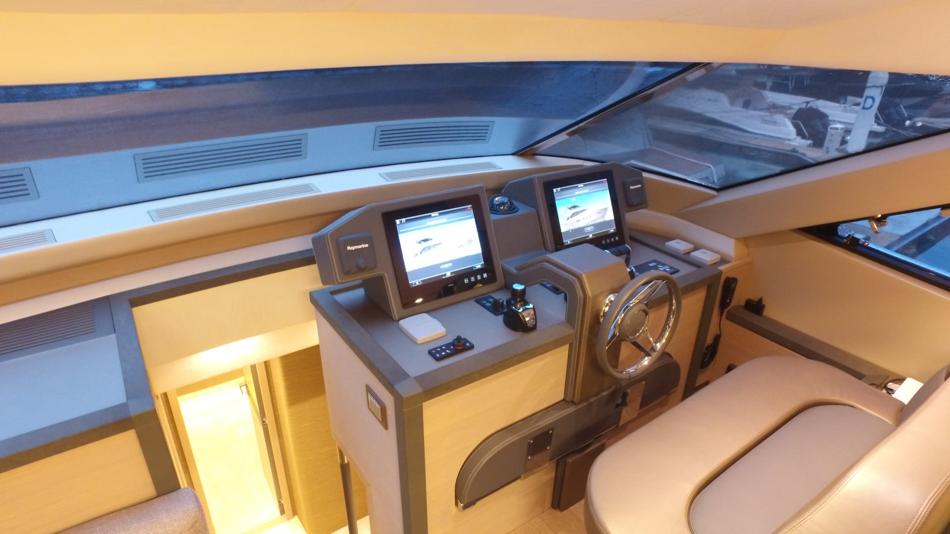 2015 Monte Carlo Yachts 70' Monte Carlo Yachts 70 Wasana | Picture 3 of 36
