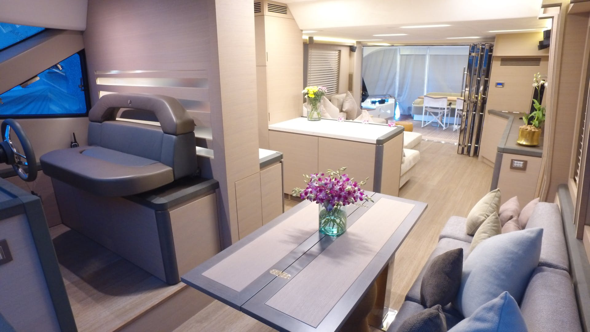 2015 Monte Carlo Yachts 70' Monte Carlo Yachts 70 Wasana | Picture 4 of 36