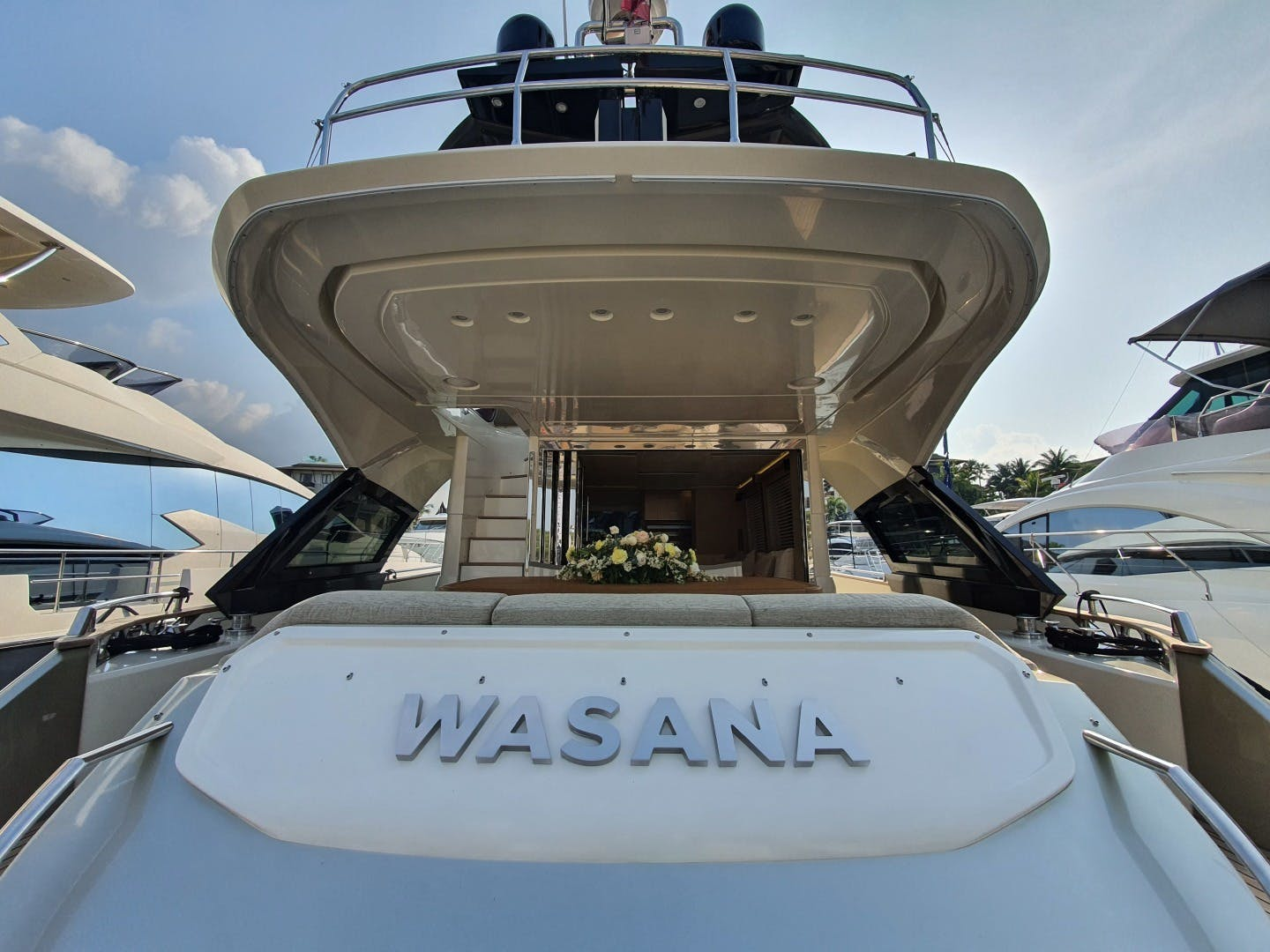 2015 Monte Carlo Yachts 70' Monte Carlo Yachts 70 Wasana | Picture 8 of 36