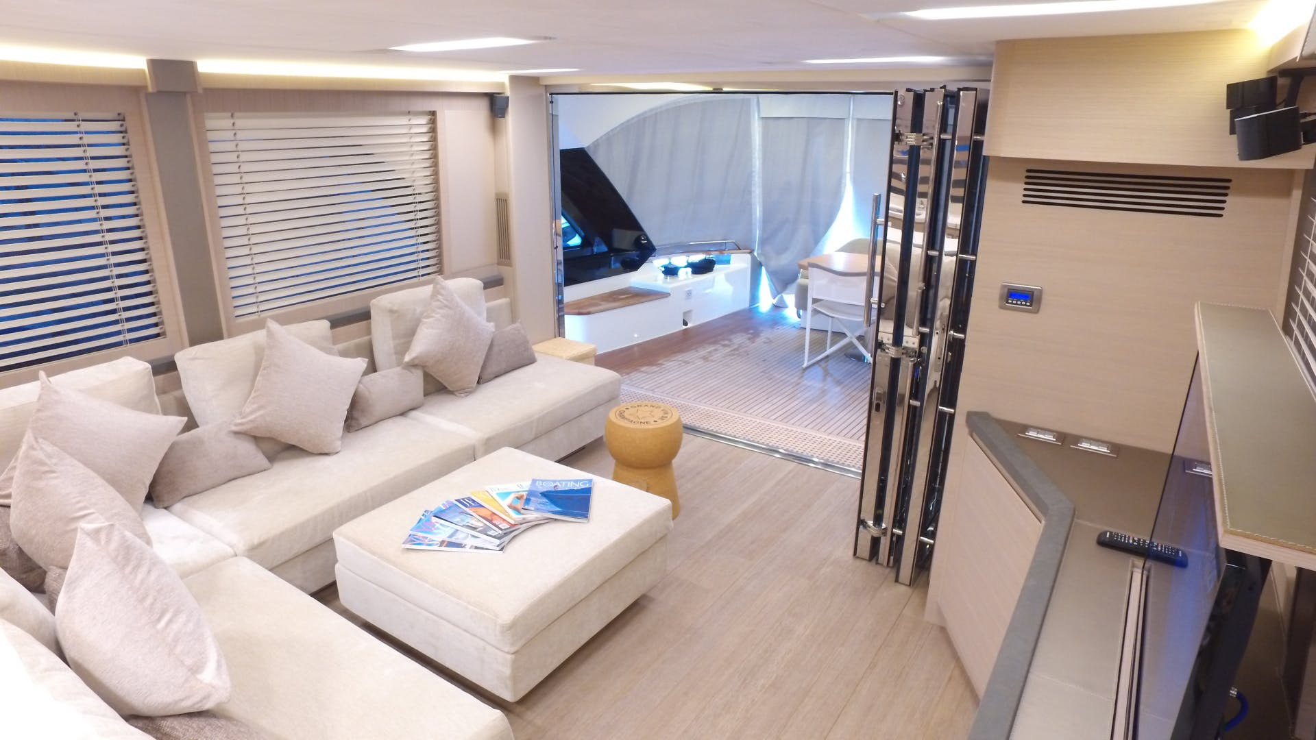2015 Monte Carlo Yachts 70' Monte Carlo Yachts 70 Wasana | Picture 6 of 36