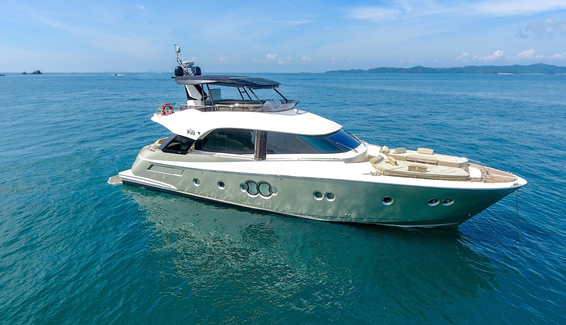 2015 Monte Carlo Yachts 70' Monte Carlo Yachts 70 Wasana | Picture 1 of 36