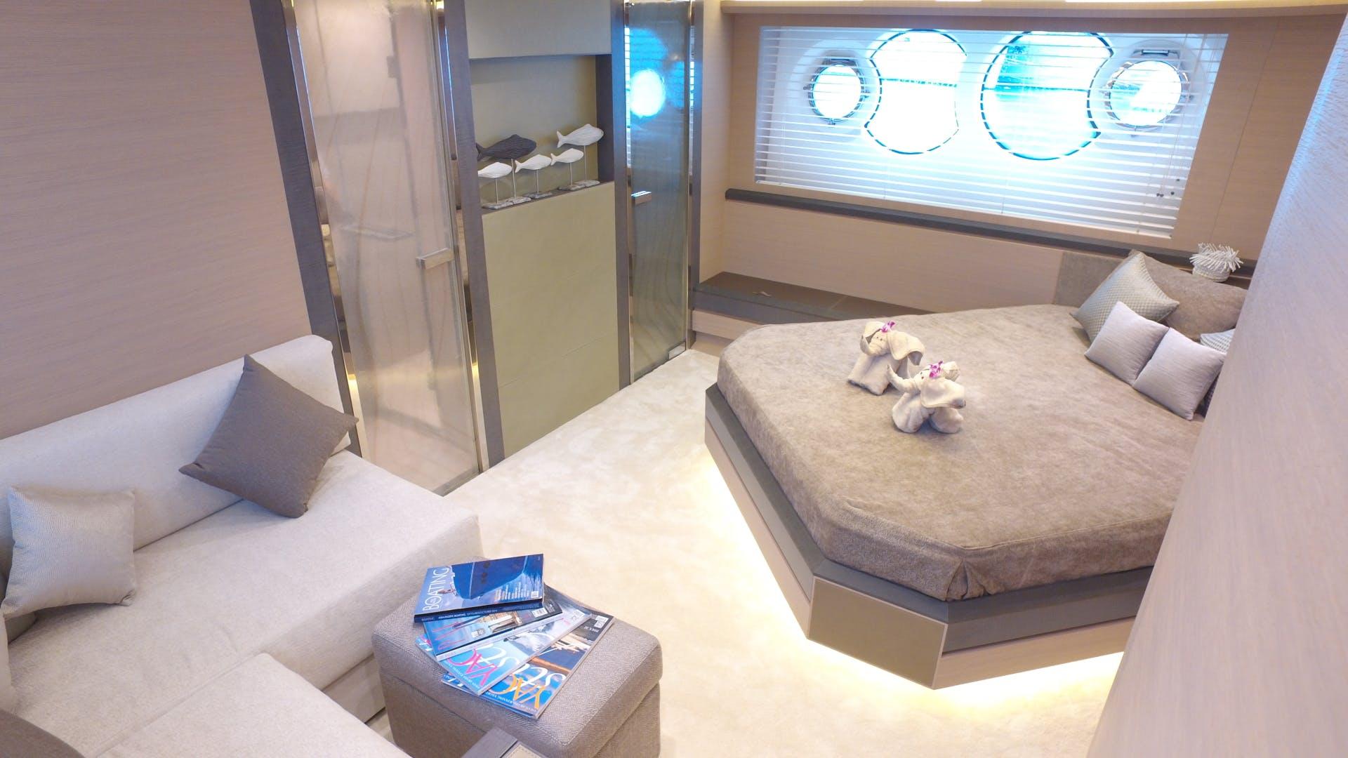 2015 Monte Carlo 70' Monte Carlo Yachts 70 Wasana | Picture 4 of 36