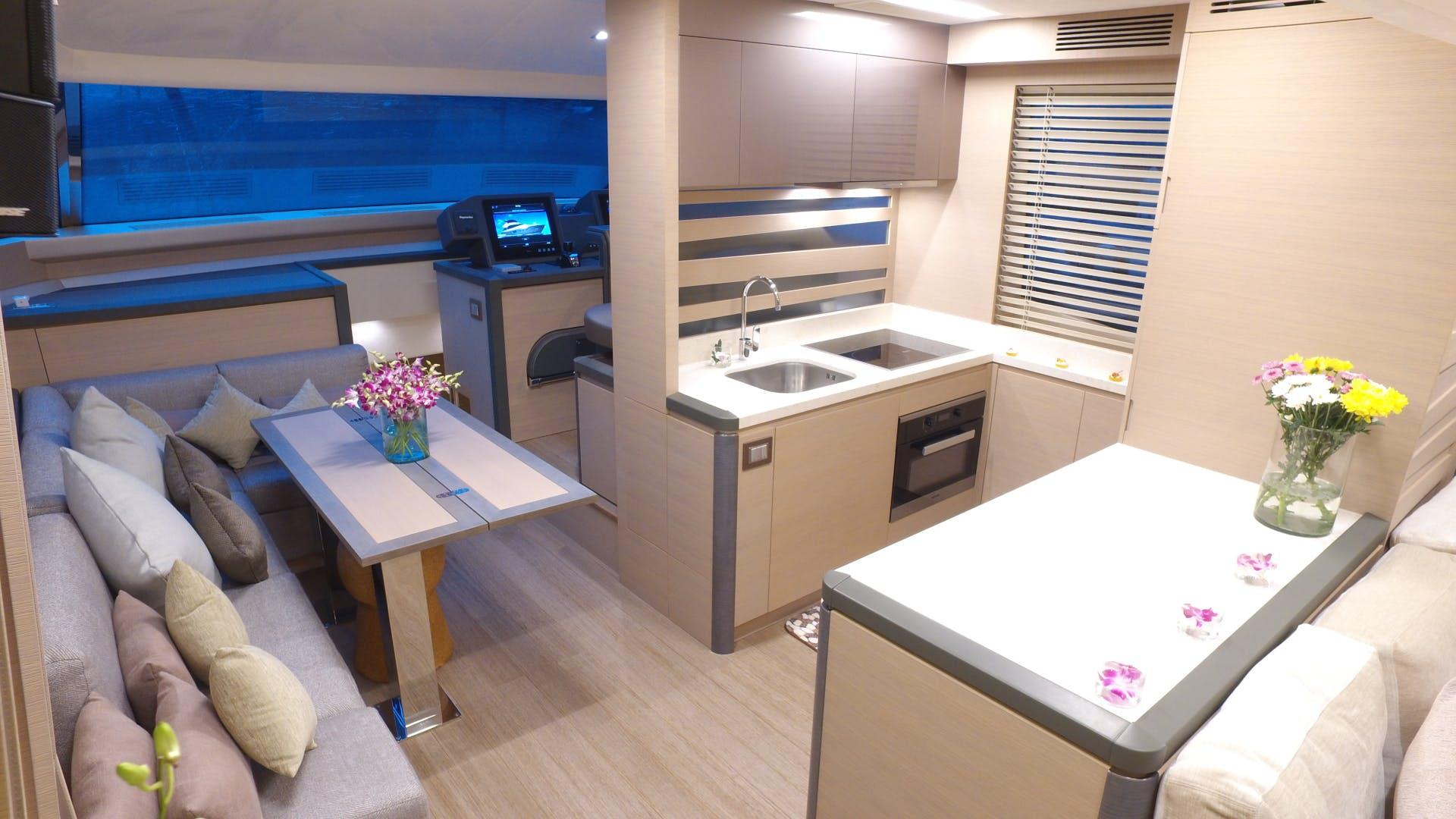 2015 Monte Carlo 70' Monte Carlo Yachts 70 Wasana | Picture 5 of 36