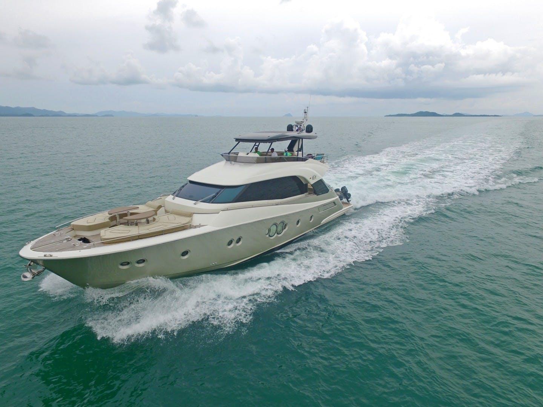 2015 Monte Carlo 70' Monte Carlo Yachts 70 Wasana | Picture 3 of 36