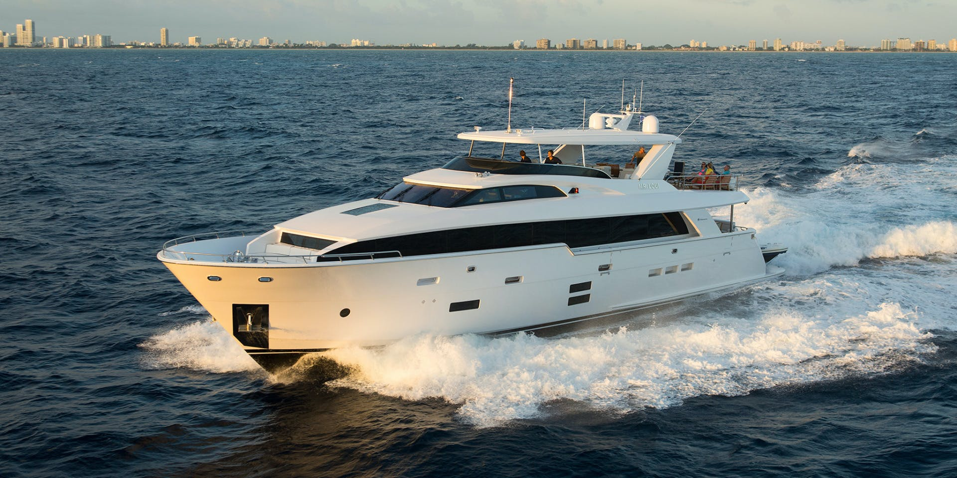 2022 Hatteras 105' Raised Pilothouse  | Picture 1 of 1