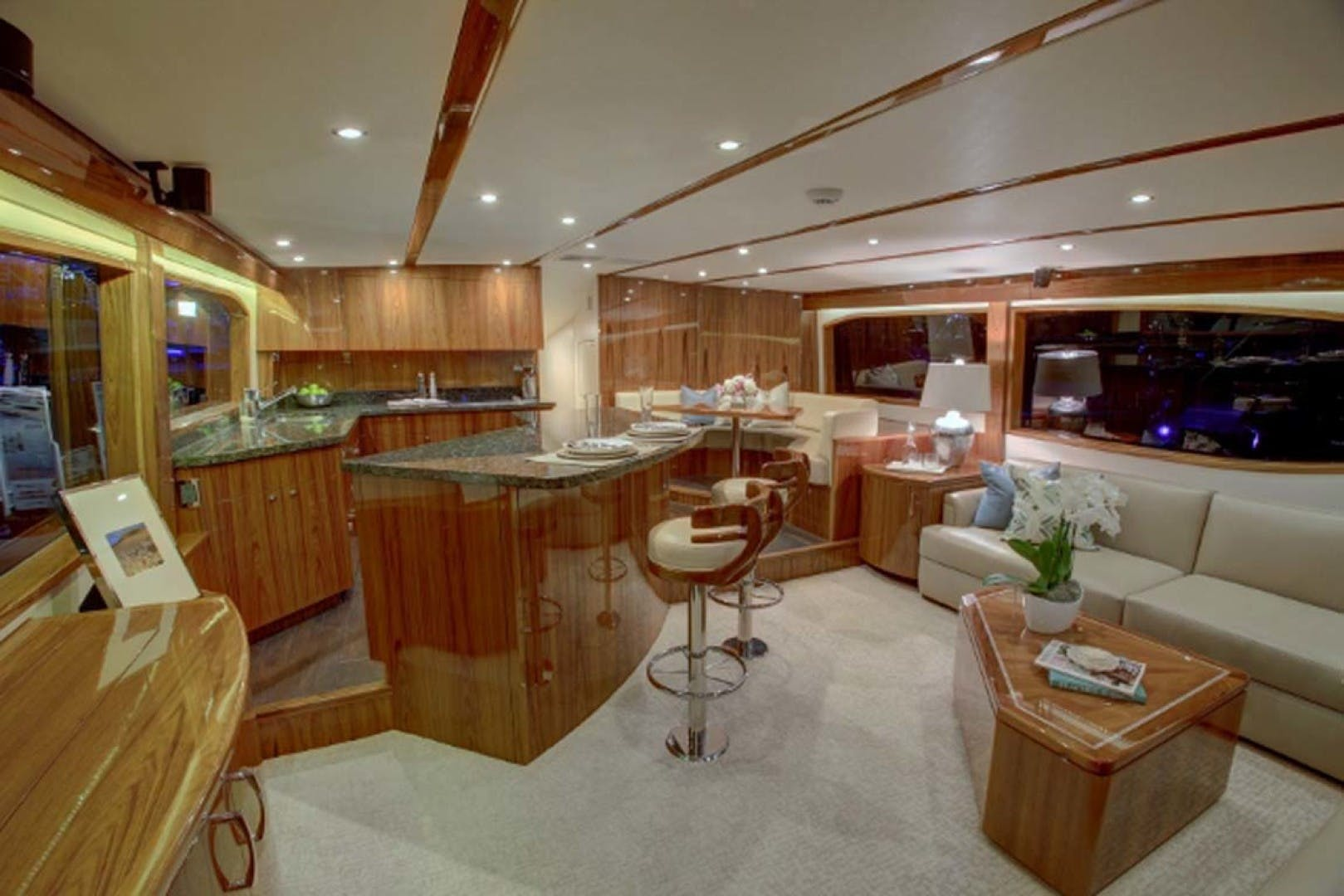 2022 Hatteras 70' GT 70  | Picture 1 of 27