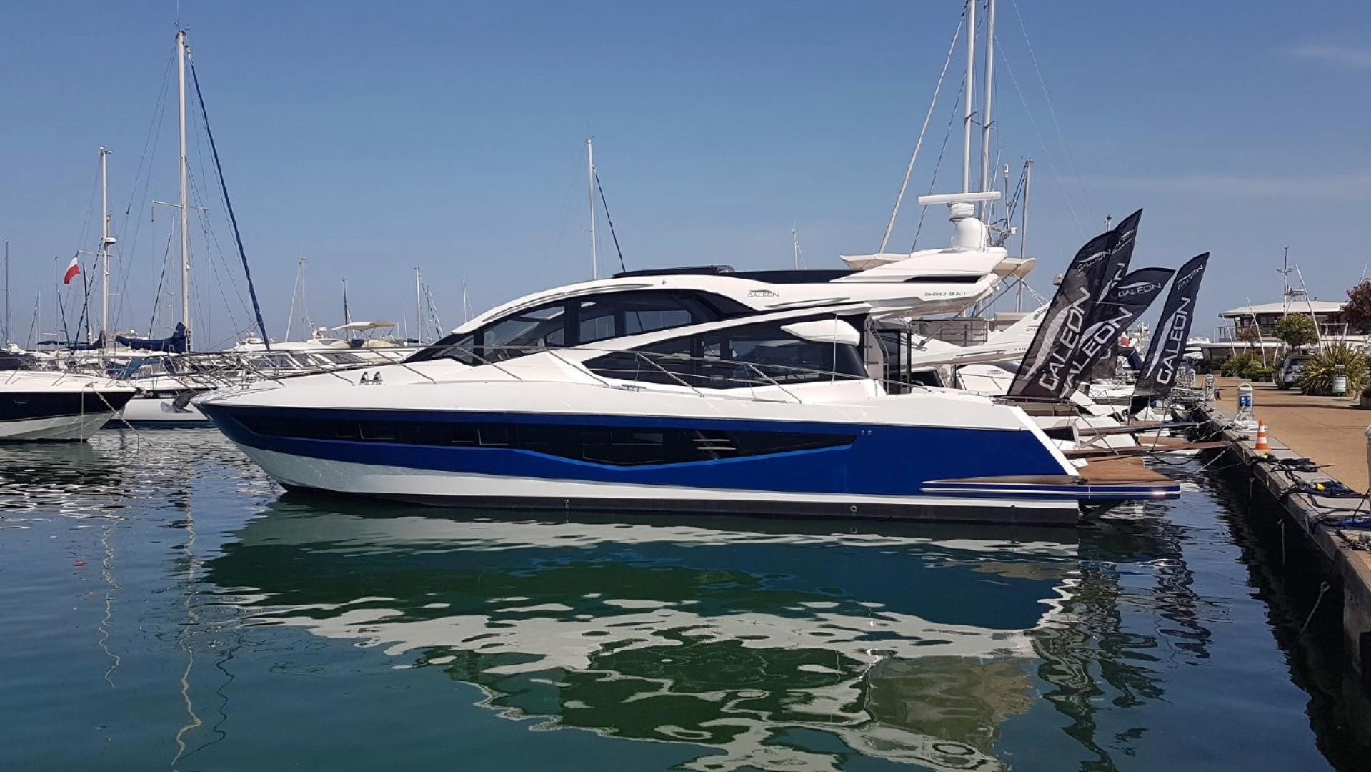 2017 Galeon 56' 560 SKYDECK Dream On | Picture 4 of 30