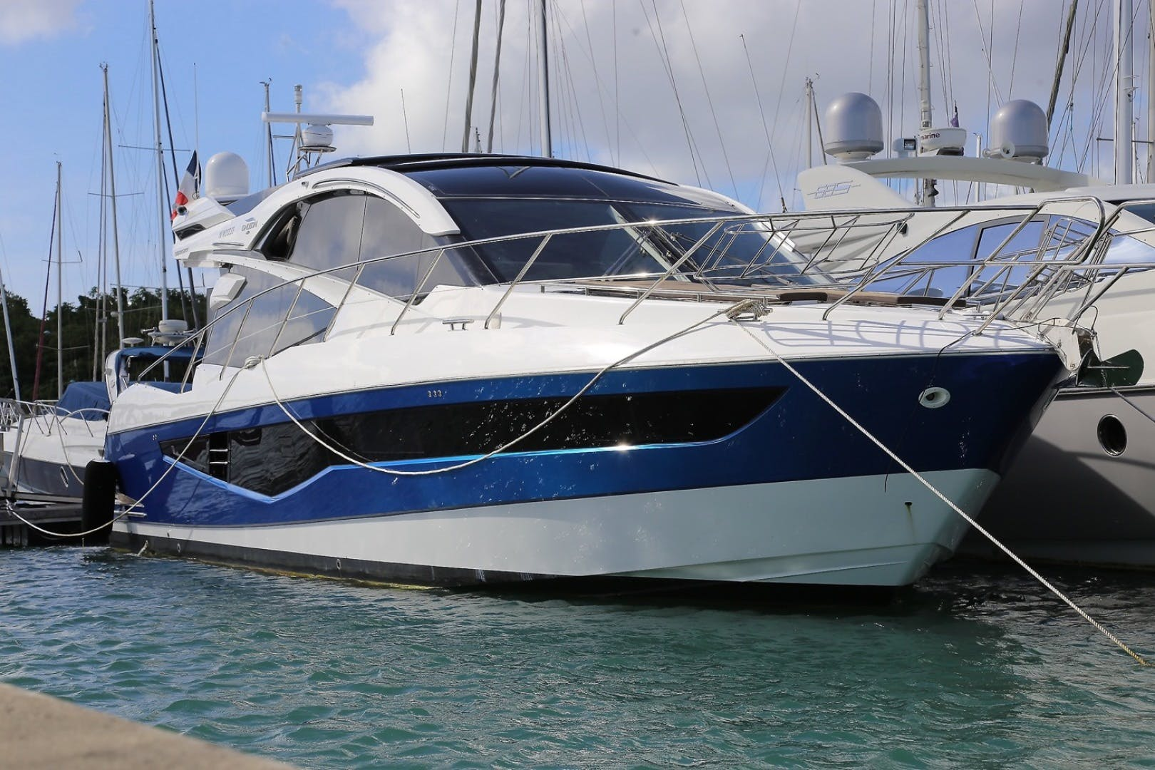 2017 Galeon 56' 560 SKYDECK Dream On | Picture 2 of 30