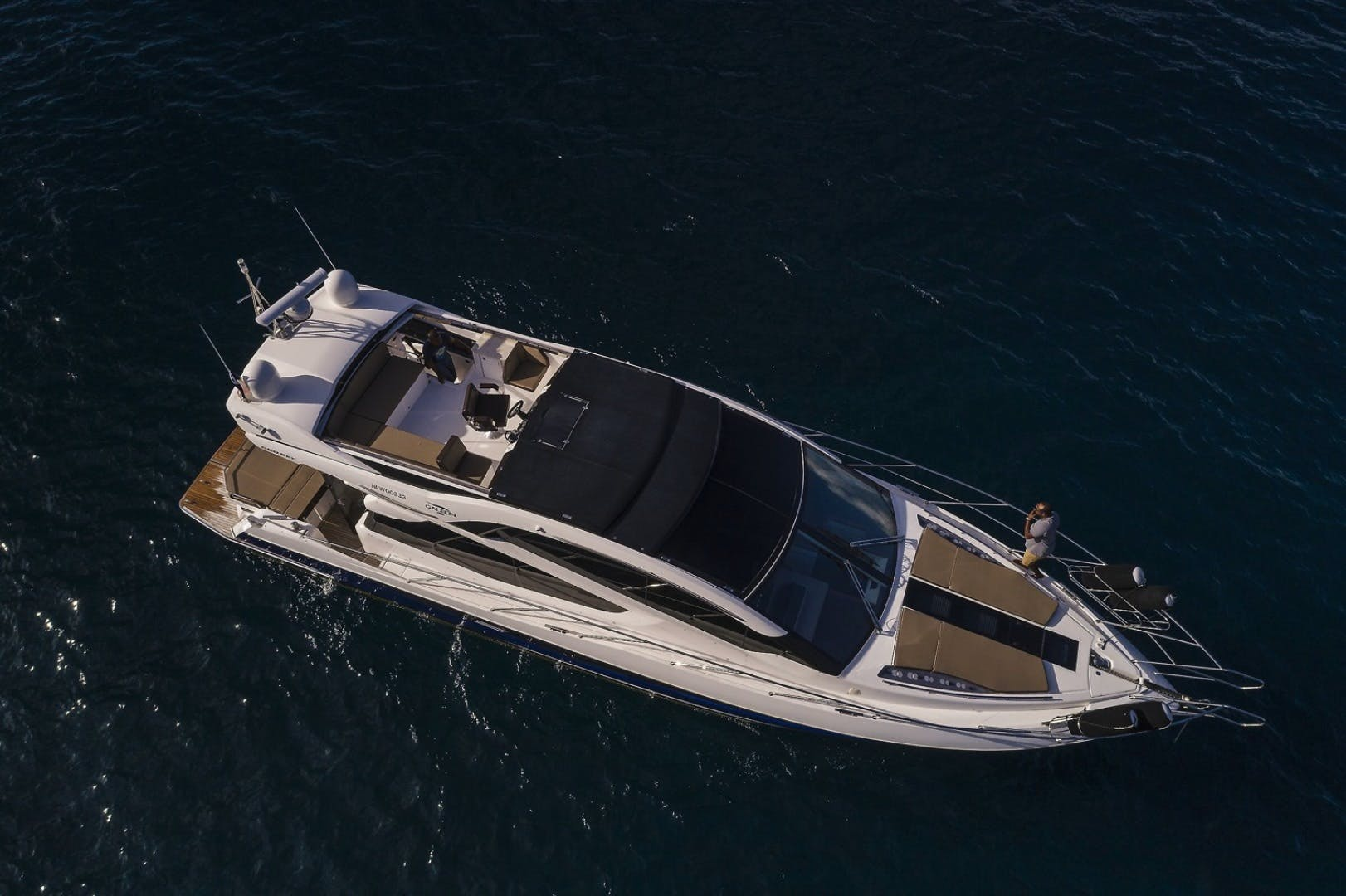 2017 Galeon 56' 560 SKYDECK Dream On | Picture 5 of 30