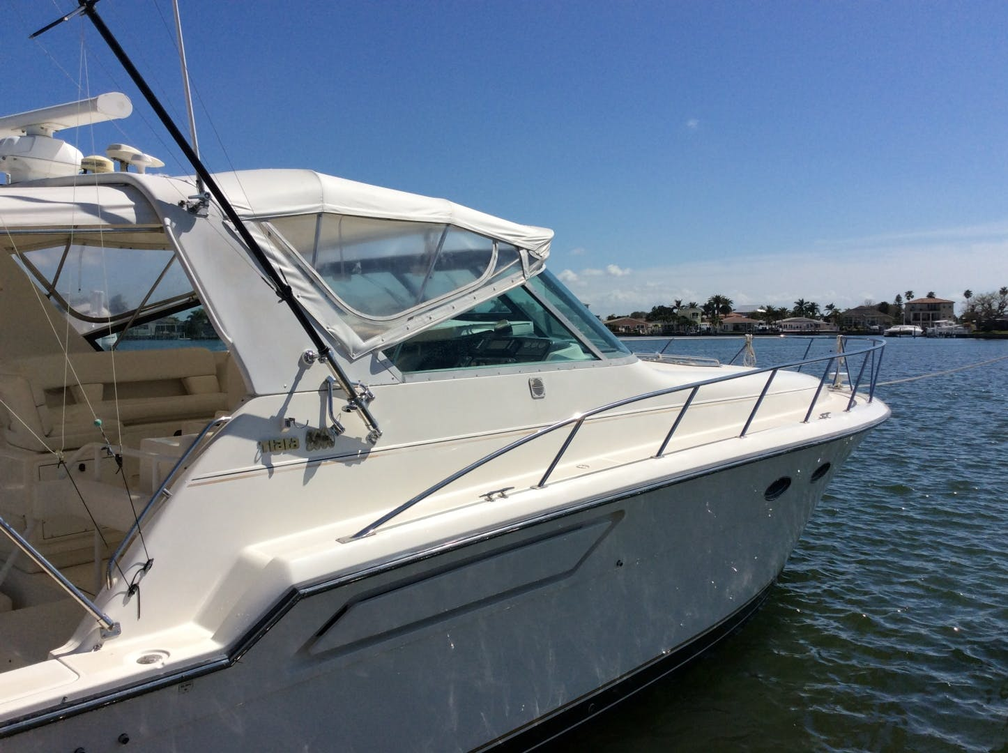 1997 Tiara Yachts 43' 4300 Open  | Picture 3 of 27