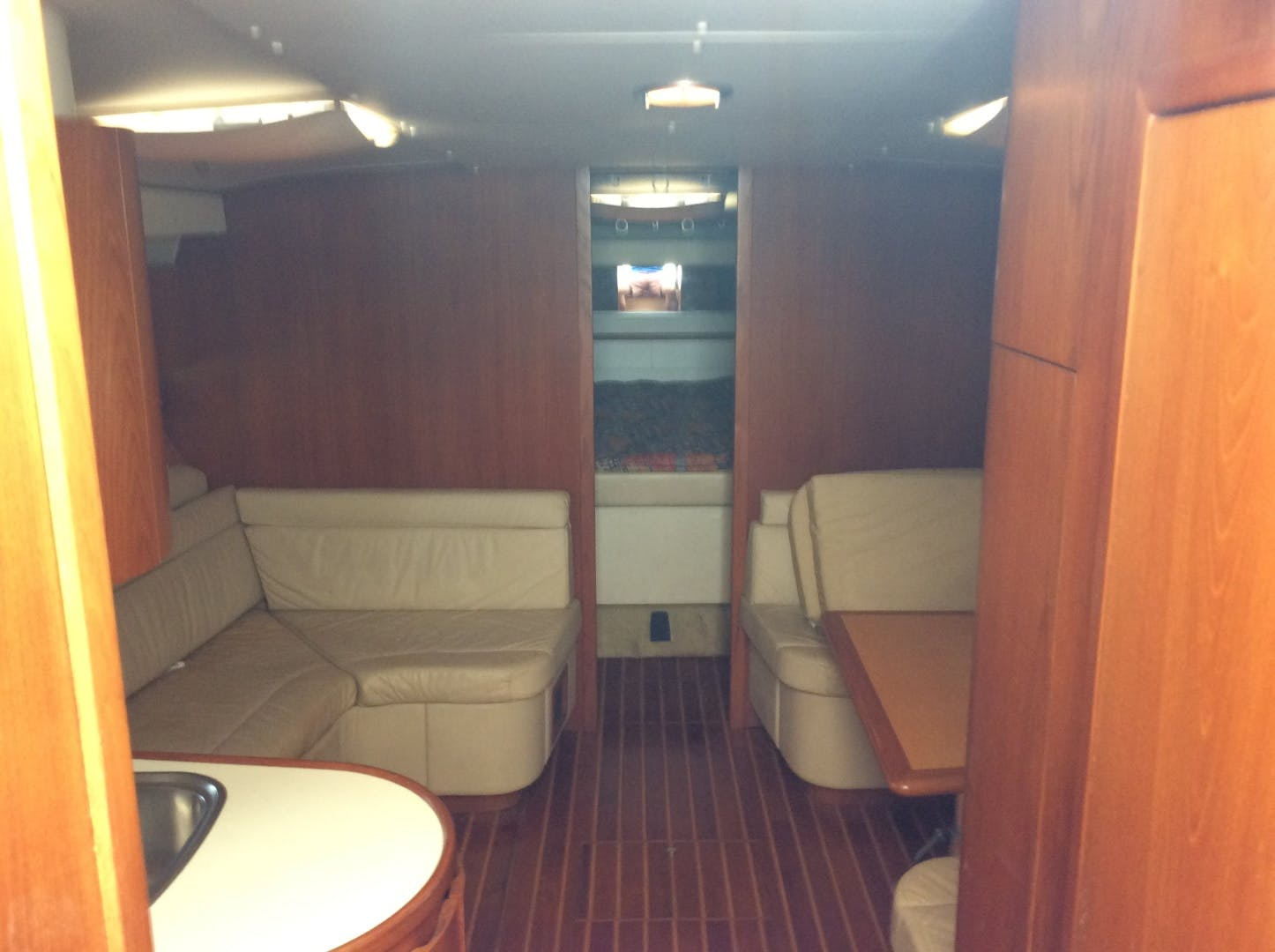 1997 Tiara Yachts 43' 4300 Open  | Picture 4 of 27