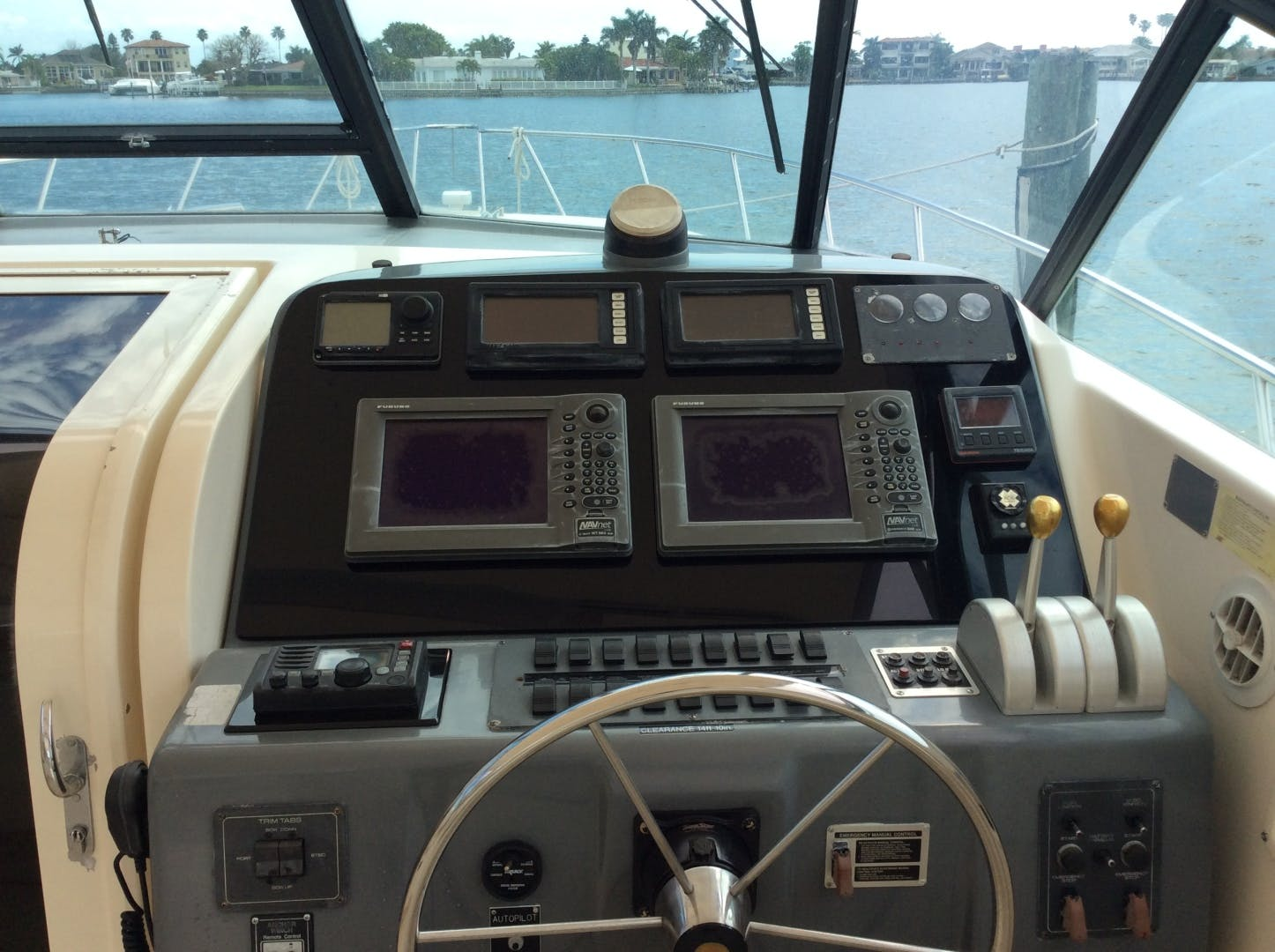 1997 Tiara Yachts 43' 4300 Open  | Picture 1 of 27